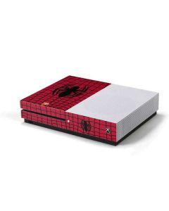 Spider-Man Chest Logo Xbox One S Console Skin