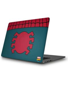Spider-Man Close-Up Logo Apple MacBook Pro Skin