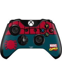 Spider-Man Close-Up Logo Xbox One Controller Skin
