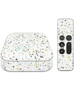 Speckled Funfetti Apple TV Skin