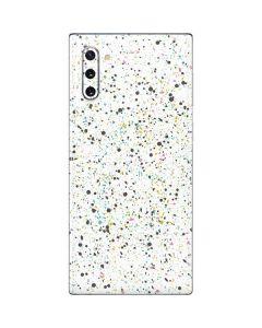 Speckled Funfetti Galaxy Note 10 Skin