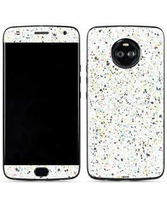 Speckled Funfetti Moto X4 Skin