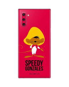 Speedy Gonzales Identity Galaxy Note 10 Skin