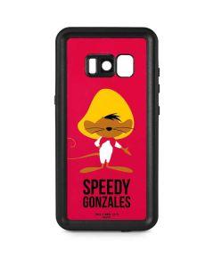 Speedy Gonzales Identity Galaxy S8 Plus Waterproof Case