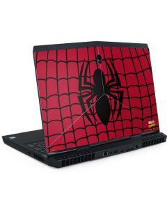 Spider-Man Chest Logo Dell Alienware Skin