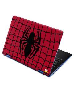 Spider-Man Chest Logo Aspire R11 11.6in Skin