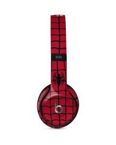 Spider-Man Chest Logo Beats Solo 2 Wired Skin