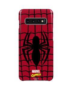 Spider-Man Chest Logo Galaxy S10 Lite Case