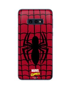 Spider-Man Chest Logo Galaxy S10e Skin