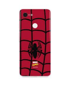 Spider-Man Chest Logo Google Pixel 3 Skin