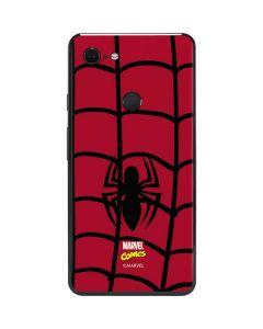 Spider-Man Chest Logo Google Pixel 3 XL Skin