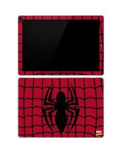 Spider-Man Chest Logo Google Pixel Slate Skin