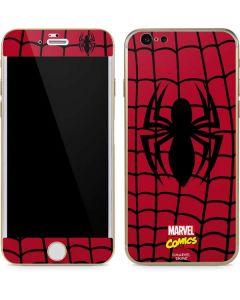 Spider-Man Chest Logo iPhone 6/6s Skin