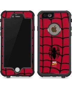 Spider-Man Chest Logo iPhone 6/6s Waterproof Case