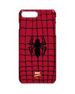 Spider-Man Chest Logo iPhone 8 Plus Lite Case