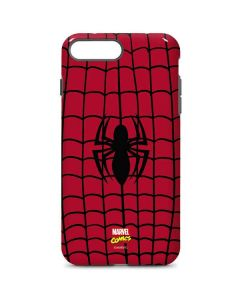 Spider-Man Chest Logo iPhone 8 Plus Pro Case