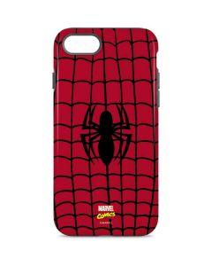 Spider-Man Chest Logo iPhone 8 Pro Case