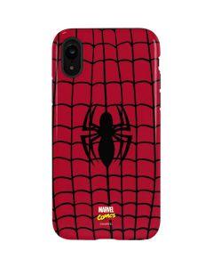 Spider-Man Chest Logo iPhone XR Pro Case