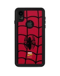 Spider-Man Chest Logo iPhone XR Waterproof Case
