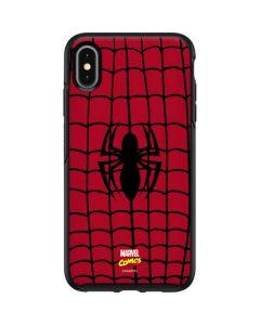 Spider-Man Chest Logo Otterbox Symmetry iPhone Skin