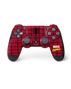 Spider-Man Chest Logo PS4 Controller Skin