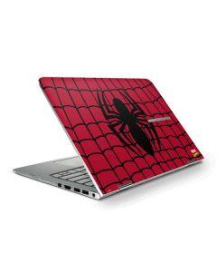 Spider-Man Chest Logo HP Stream Skin