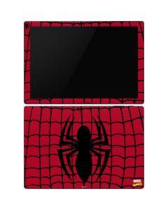 Spider-Man Chest Logo Surface Pro 6 Skin