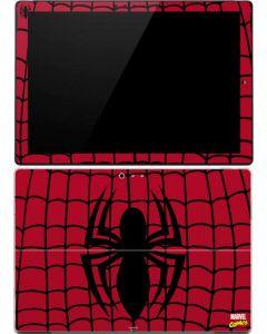 Spider-Man Chest Logo Surface Pro (2017) Skin