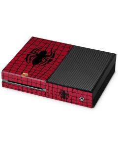 Spider-Man Chest Logo Xbox One Console Skin