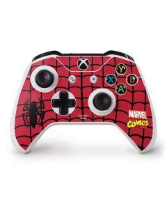 Spider-Man Chest Logo Xbox One S Controller Skin