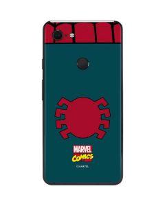 Spider-Man Close-Up Logo Google Pixel 3 XL Skin