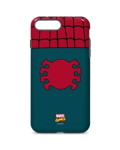 Spider-Man Close-Up Logo iPhone 8 Plus Pro Case