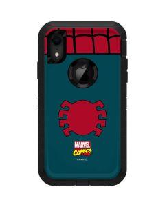 Spider-Man Close-Up Logo Otterbox Defender iPhone Skin