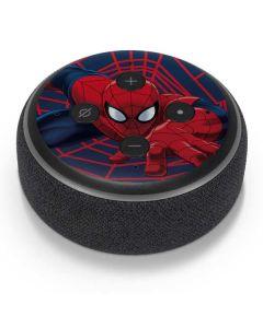 Spider-Man Crawls Amazon Echo Dot Skin