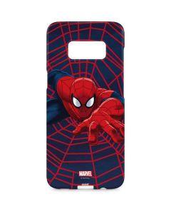 Spider-Man Crawls Galaxy S8 Plus Lite Case