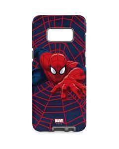 Spider-Man Crawls Galaxy S8 Pro Case