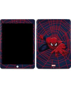 Spider-Man Crawls Apple iPad Skin