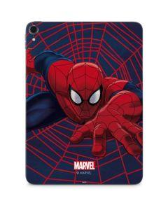Spider-Man Crawls Apple iPad Pro Skin