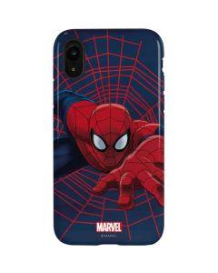 Spider-Man Crawls iPhone XR Pro Case