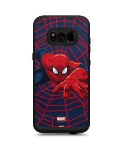 Spider-Man Crawls LifeProof Fre Galaxy Skin