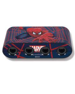 Spider-Man Crawls Nintendo GameCube Controller Adapter Skin