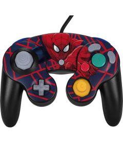 Spider-Man Crawls Nintendo GameCube Controller Skin