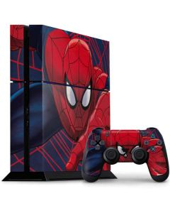Spider-Man Crawls PS4 Console and Controller Bundle Skin