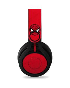 Spider-Man Face Beats by Dre - Mixr Skin