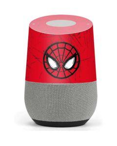 Spider-Man Face Google Home Skin