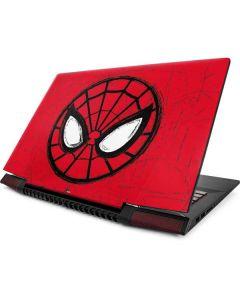 Spider-Man Face Lenovo Ideapad Skin