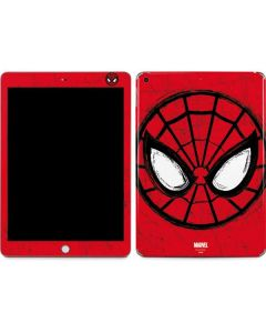 Spider-Man Face Apple iPad Skin