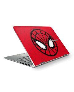 Spider-Man Face HP Stream Skin