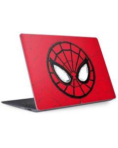 Spider-Man Face Surface Laptop 2 Skin