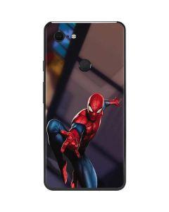 Spider-Man in City Google Pixel 3 XL Skin